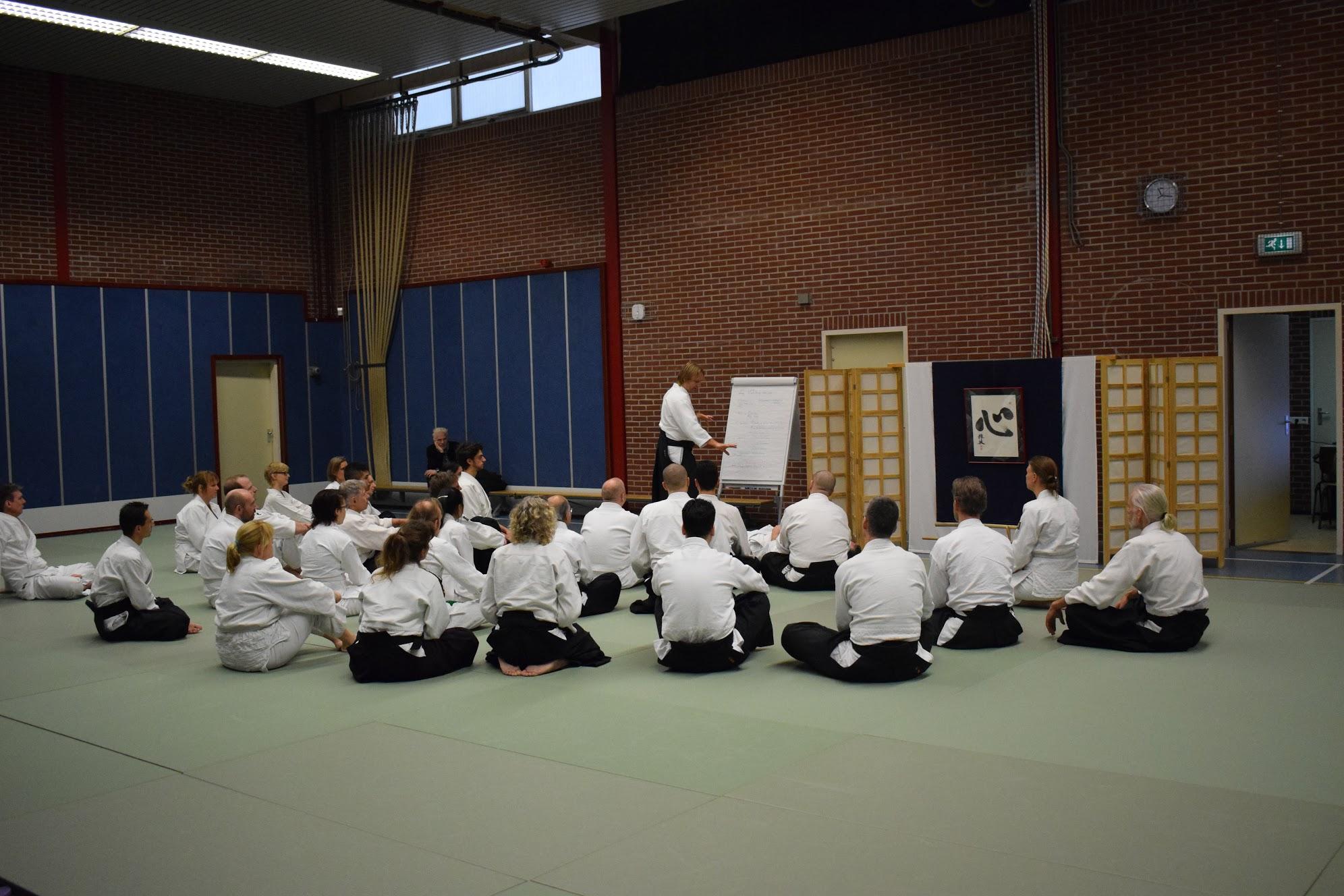 Aikido Yuishinkai Nederland